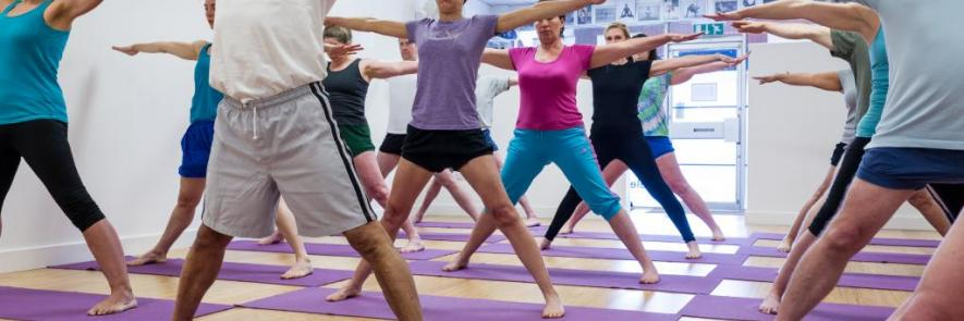 Yoga Class Images